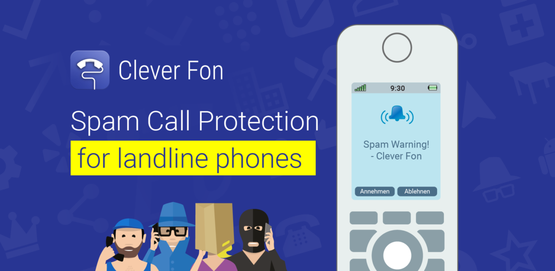 Clever Fon - Spam Call Protection For Landline Phones
